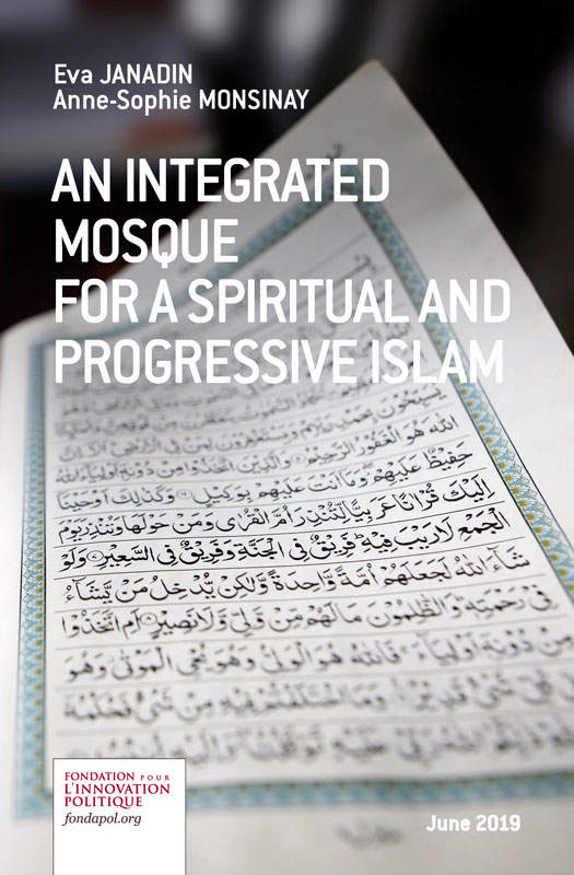 An integrated mosque for a spiritual and progressiste  islam