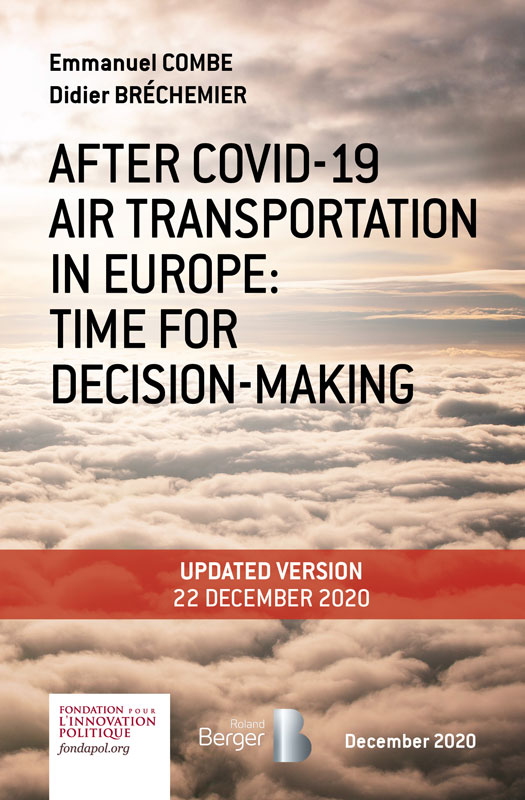 After Covid-19, air transportation in Europe: time for decision-making
