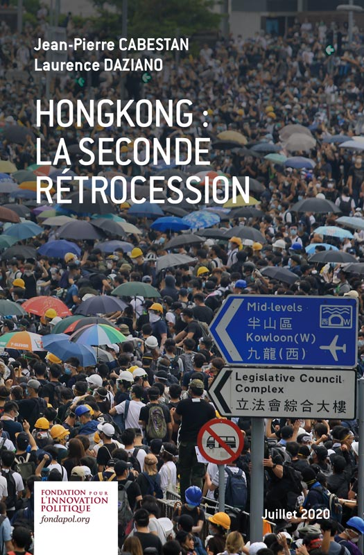 Hongkong : la seconde rétrocession