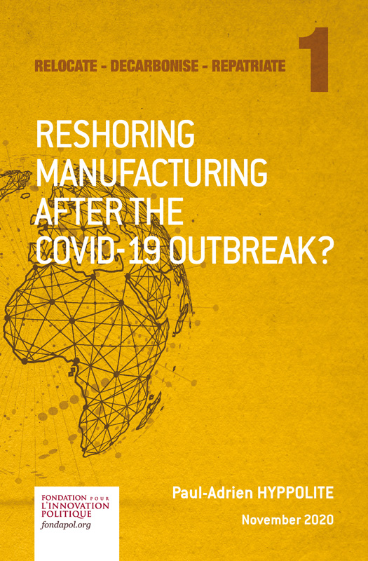 Reshoring manufacturing after the Covid-19 outbreak?