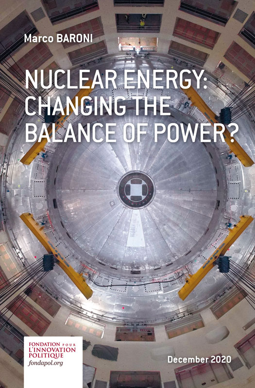 Nuclear energy: changing the balance of power?