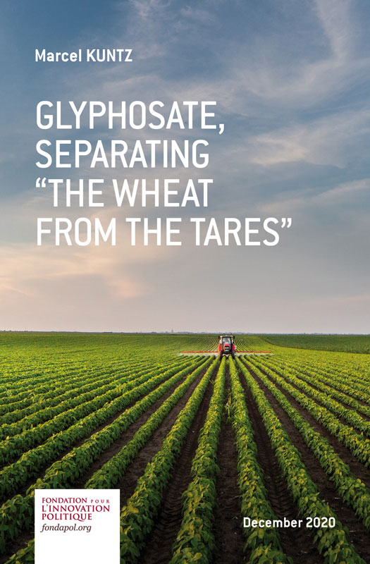 Glyphosate, separating the wheat from the tares