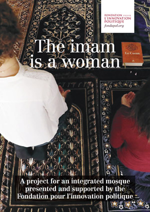 The Imam is a woman