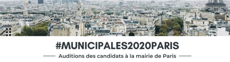 Paris Municipales 2020